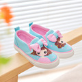 2016 Yeeshow Children s Shoes Canvas Girls Shoes Slip on Kids Shoes Princess Children Shoes Girls