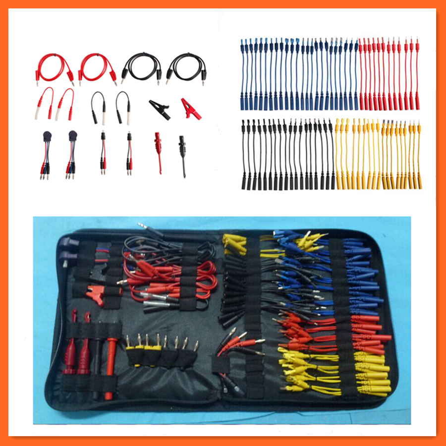 High quality multi function circuit test wiring accessories kit cables MST-08 automotive diagnostic tools -in stock(China (Mainland))
