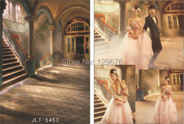 Wedding Dress theme Vinyl Muslin Photography Backdrops  Photo Studio Background  JLT-5453<br><br>Aliexpress
