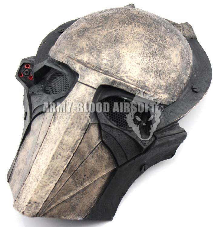 Steele Mask Steel Wire Mesh Face Mask
