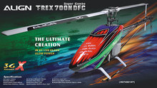 ALIGN T-REX 700N DFC 3GX RH70N01XW 60~90 Level oil driven helicopter (kit)(China (Mainland))