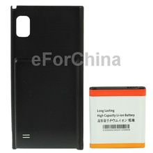 4300mAh Replacement Mobile Phone Battery Bateria Batery Cover Back Case for LG Optimus LTE 2/F160