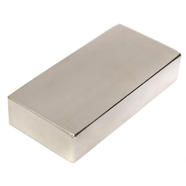 3 pcs/Lot  _ 50x25x10mm N50 Strong Block Cuboid Magnet Rare Earth Neodymium Magnet<br><br>Aliexpress