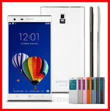"Original Mobile Phones Android 4.4.2 MTK6572 Cell Phone Dual Core  5.5"" Big Screen RAM 512MB ROM4GB Unlocked Dual SIM WCDMA GPS"