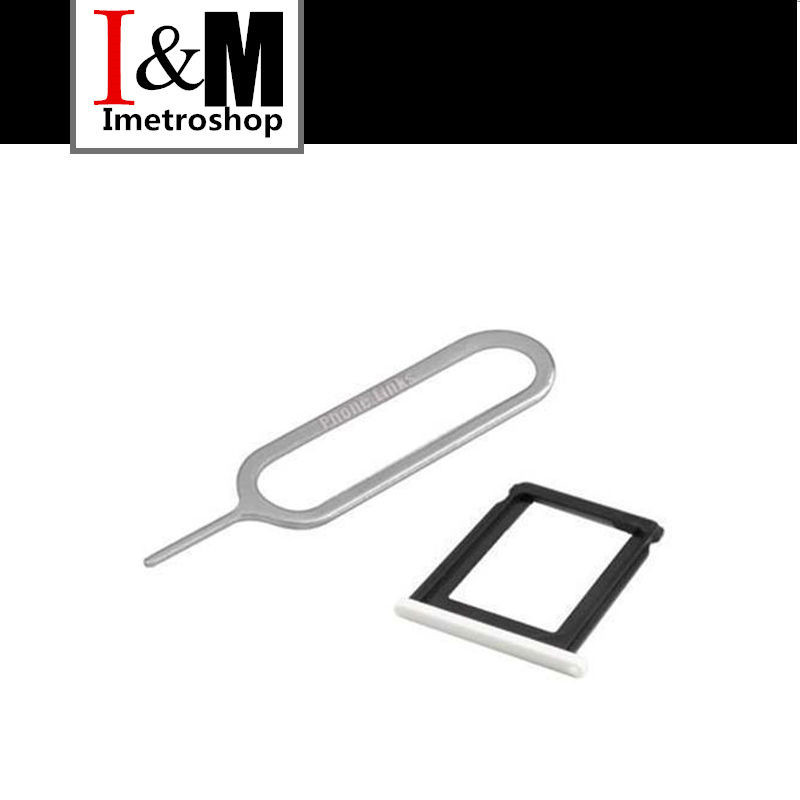 Sim Card Tray Holder + Ejection Pin Tool For Apple iPhone 3G/3GS(China (Mainland))
