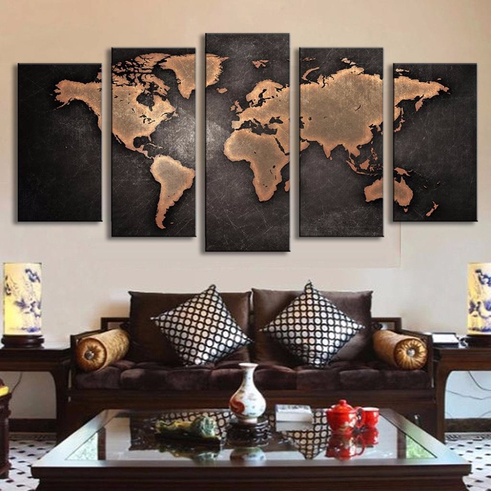 5-Pcs-Set-Modern-Abstract-Wall-Art-Painting-World-Map-Canvas-Painting-for-Living-Room-HomeDecor (2)