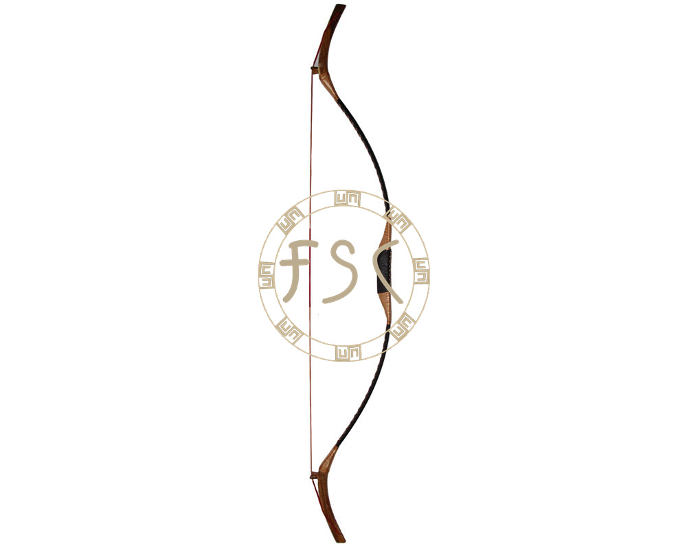 100 Pure handmade wooden traditional hunting bow 35Ibs Qing bow archery recurve bow adult hunter shooting