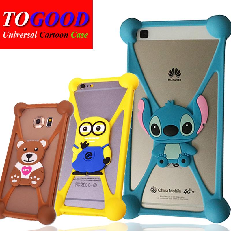 Universal Silicon Cartoon Coque Case Htc 10 One M10 M9/Huawei P9 P8 Lite Y6/Xiaomi Redmi 4 3s 3 S Note Pro 2  -  Shenzhen TGD Technology Co.,Ltd. store