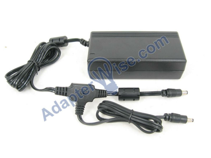 LIEN CHANG LCA01F, SZADPT-101B; 12V 5A 5.5x2.5mm and 4.0x1.5mm 60W AC Power Adapter for LCD Monitor - 00167A(China (Mainland))