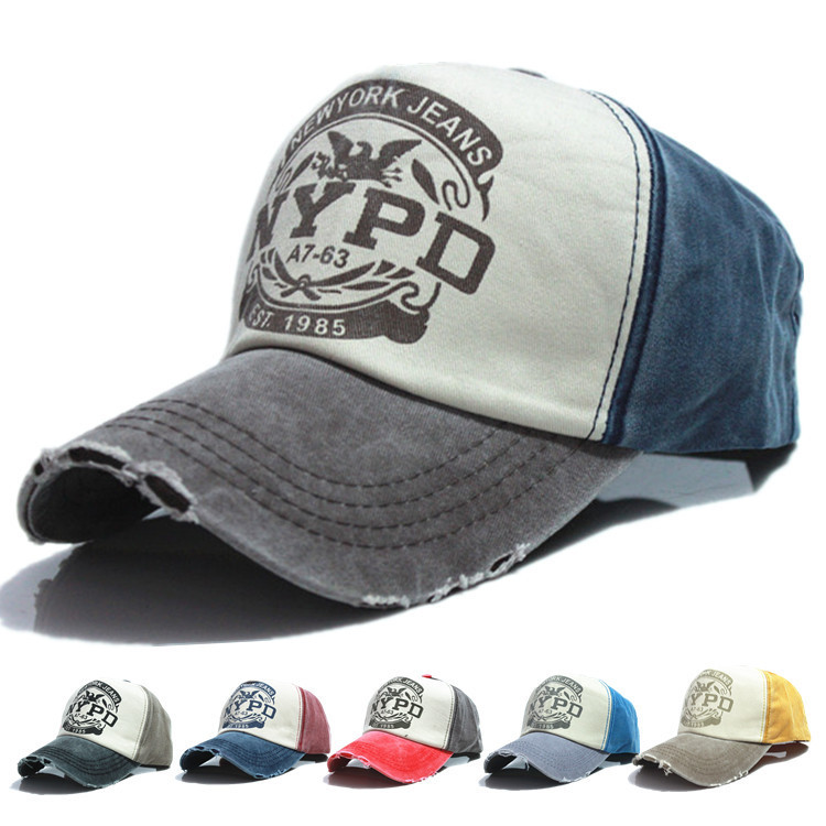 wholesale 2014 brand fitted hat baseball cap casual