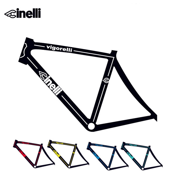 Aliexpress Com Buy New Cinelli Fixed Gear Bicycle Frame