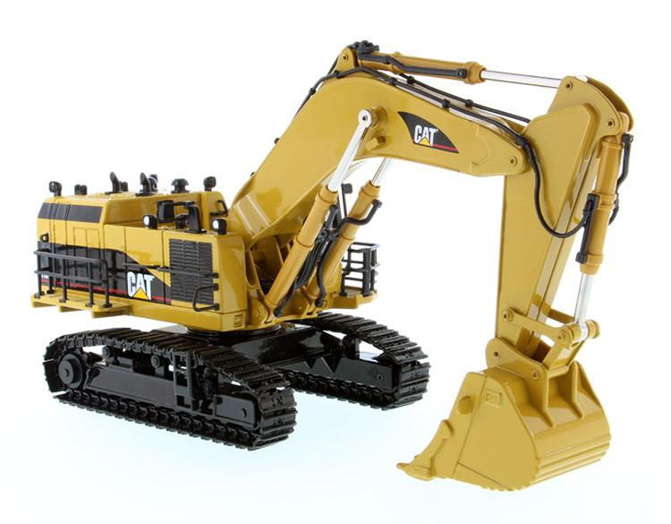 DM 1:50 Cat Caterpillar 5110B Large hydraulic excavator model 85098 Alloy Collection Model(China (Mainland))