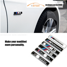 Buy High Car styling HAMANN ALPINA M rectangle series Fender stickers BMW e46 e39 e90 e60 e36 f30 f10 e34 x5 e53 for $5.00 in AliExpress store