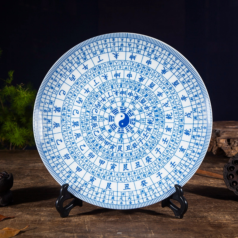Online kopen wholesale porselein decoratieve platen uit china porselein decoratieve platen - Decoratieve platen ...