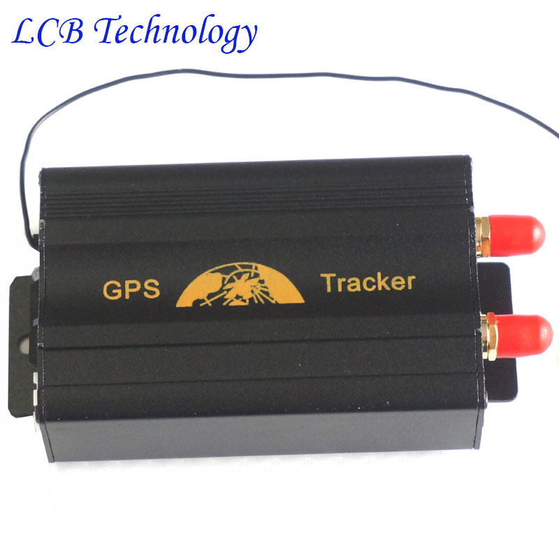 Covert car gsm gprs system,Mini vehicle remote control car gps tracker TK103B Real Time SMS google map location tracking device(China (Mainland))