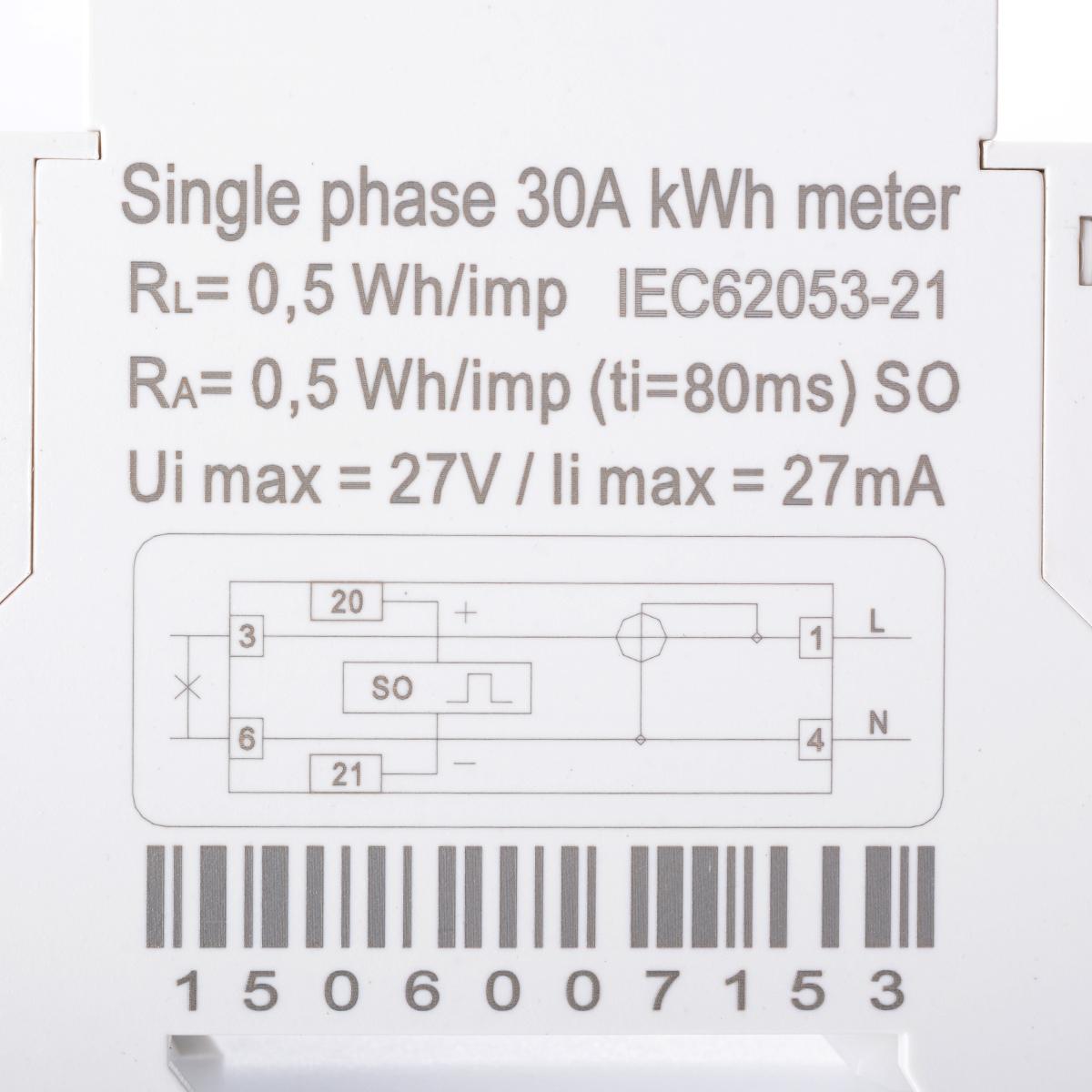 Wholesale-LCD Display watt meter AC Digital Electric Watt Hour ...