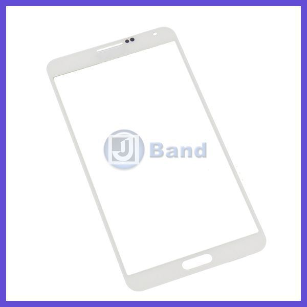 White Black Front Glass Lens Outer Touch Screen For Samsung Galaxy Note 3 Neo Lite N750 N7506V N7508V N7505