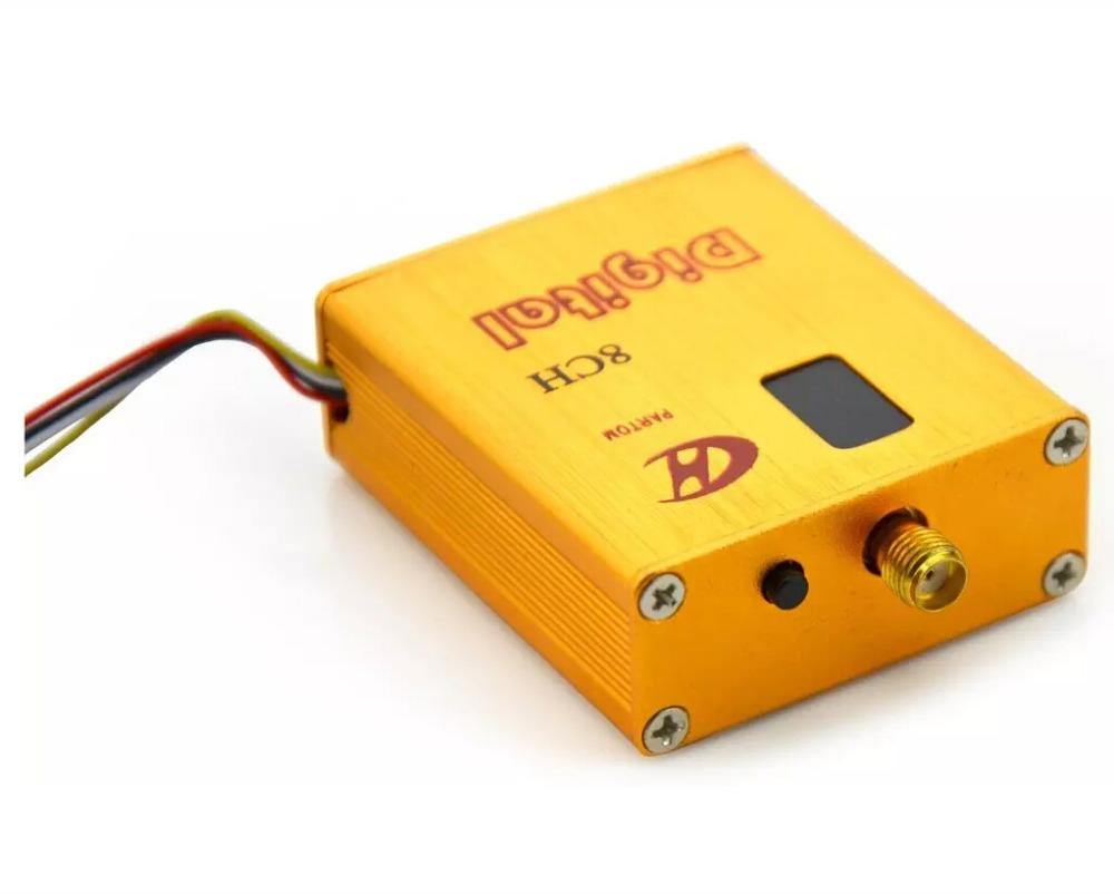 1.2G 1.2Ghz 800mw FPV Wireless AV Transmitter Receiver For CCTV RC FPV Multirotor Helicopter(China (Mainland))
