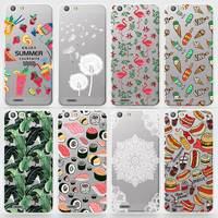 Case For ZTE Blade X7 Fashion Coloured Drawing Silicone Protect Phone Covers For ZTE Blade X7 Colorful Soft Phone Cases