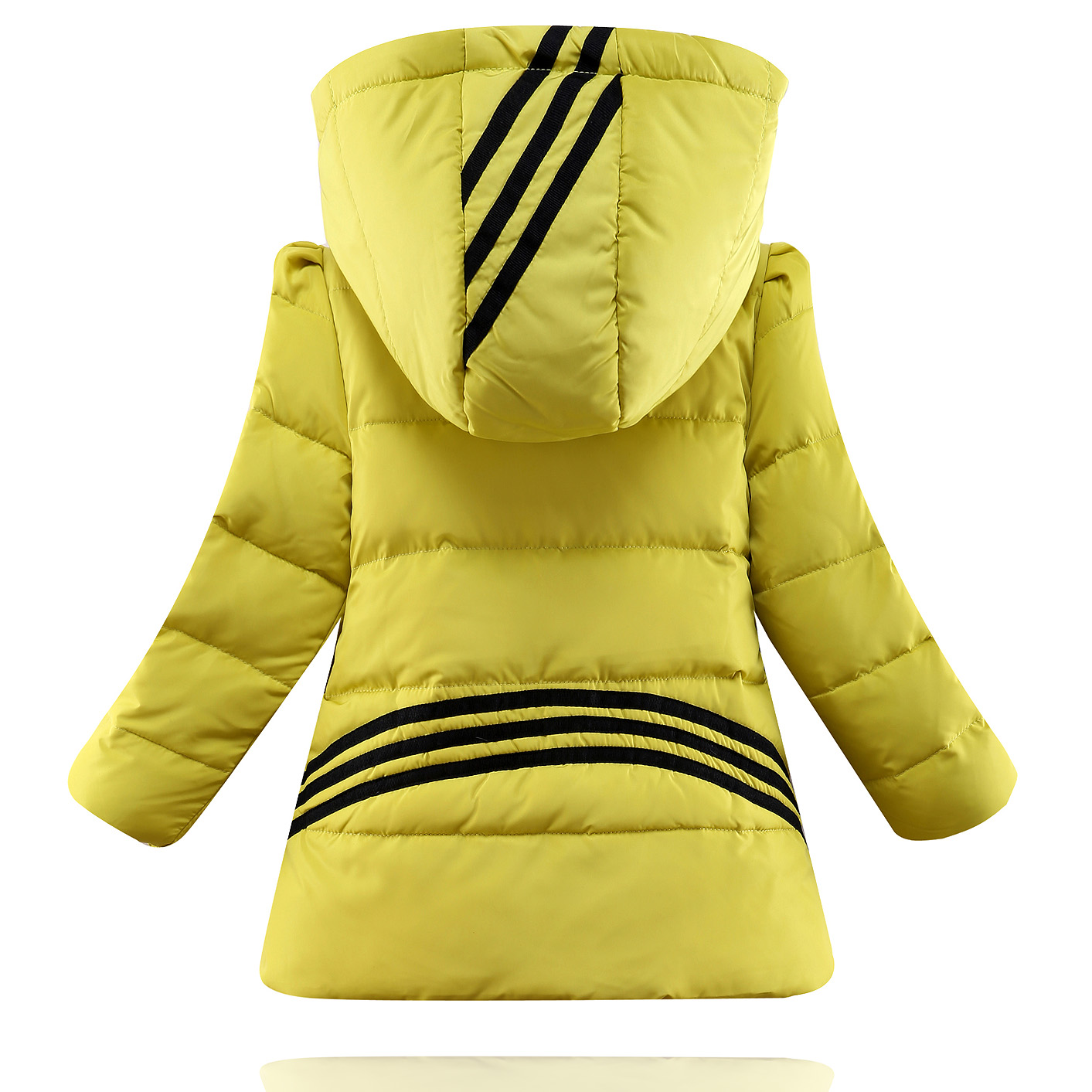 children jacket in winter of jacket with thick coat
