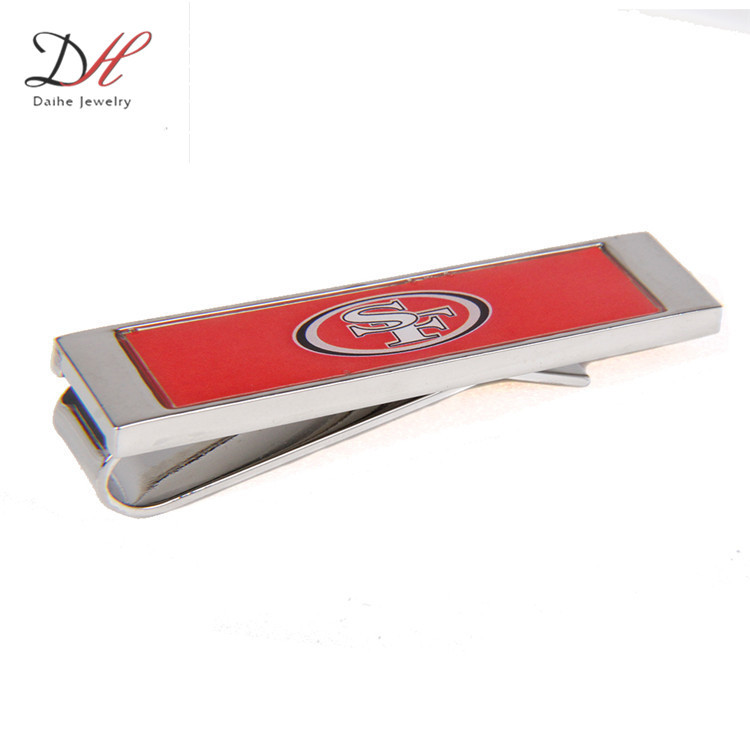 San Francisco 49ers Cuff Links and Money Clip