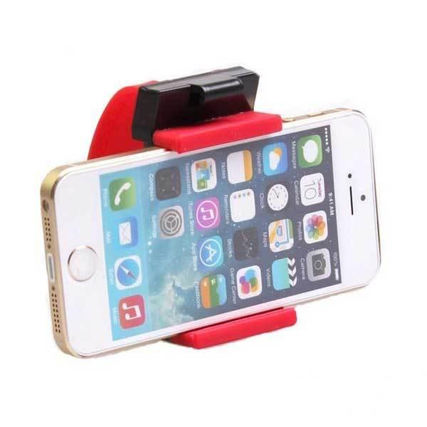 Arrandalee H558 Car Steering Wheel 55-75mm Retractable Cellphone GPS Bracket(China (Mainland))