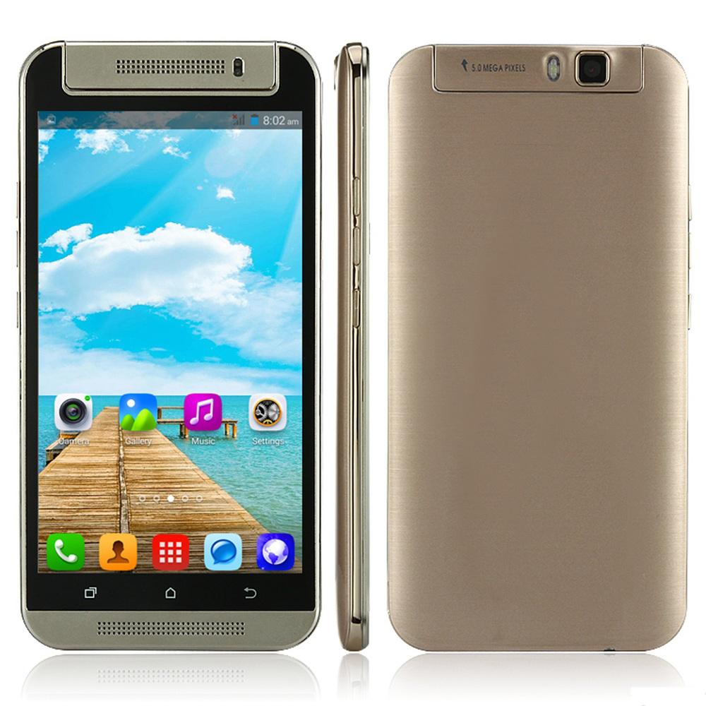 New 55 Inch Qhd Screen Mtk6572 12g Dual Core Android 44 Lenovo S650 Quadcore Jiake M7 Smartphone 5 1 2g 4