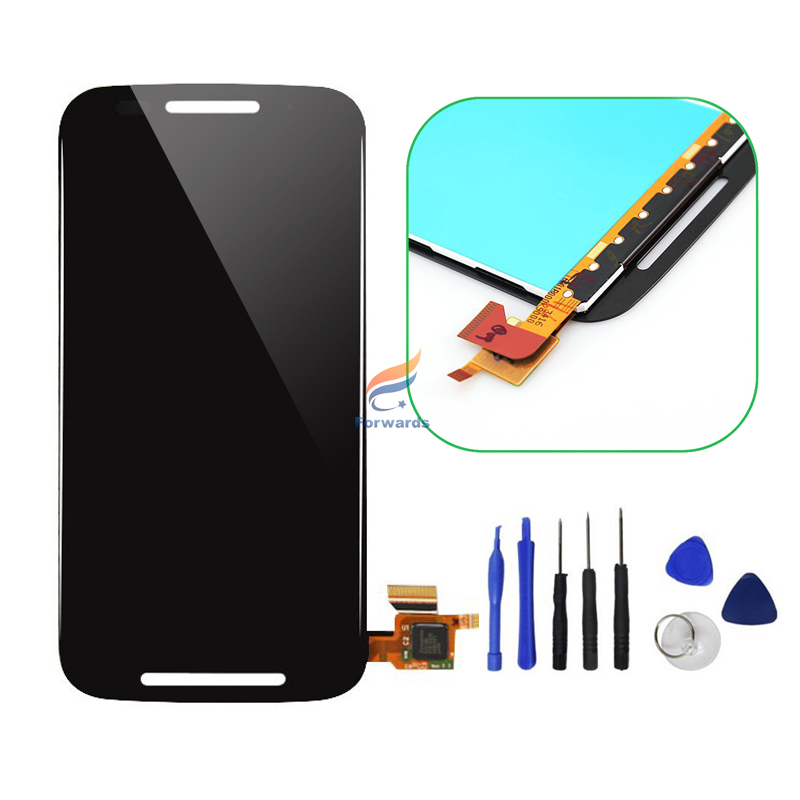 One Piece New Replacement Display For Motorola MOTO E XT1021 XT1022 XT1025 LCD Touch Screen Digitizer Assembly with Free Tools(China (Mainland))