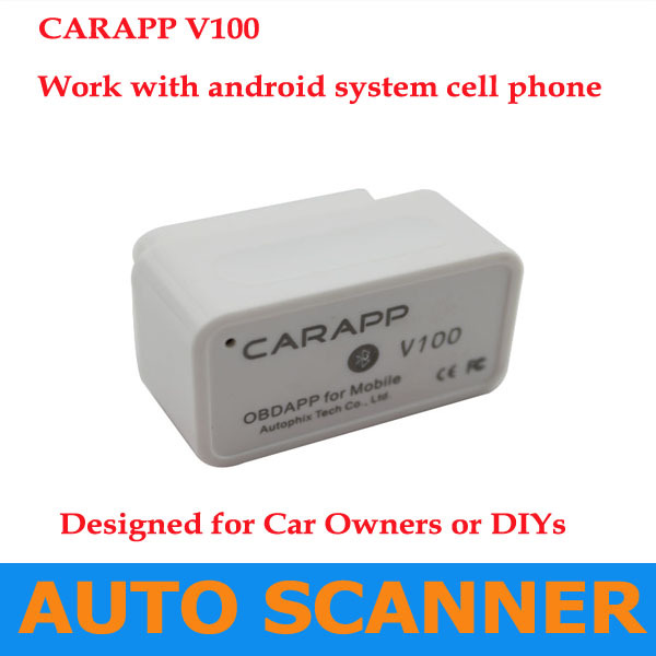 2013 newest cell phone diagnose tool carapp v100 with bluetooth operate with android system v2 - What to do with used cell phones five practical solutions ...
