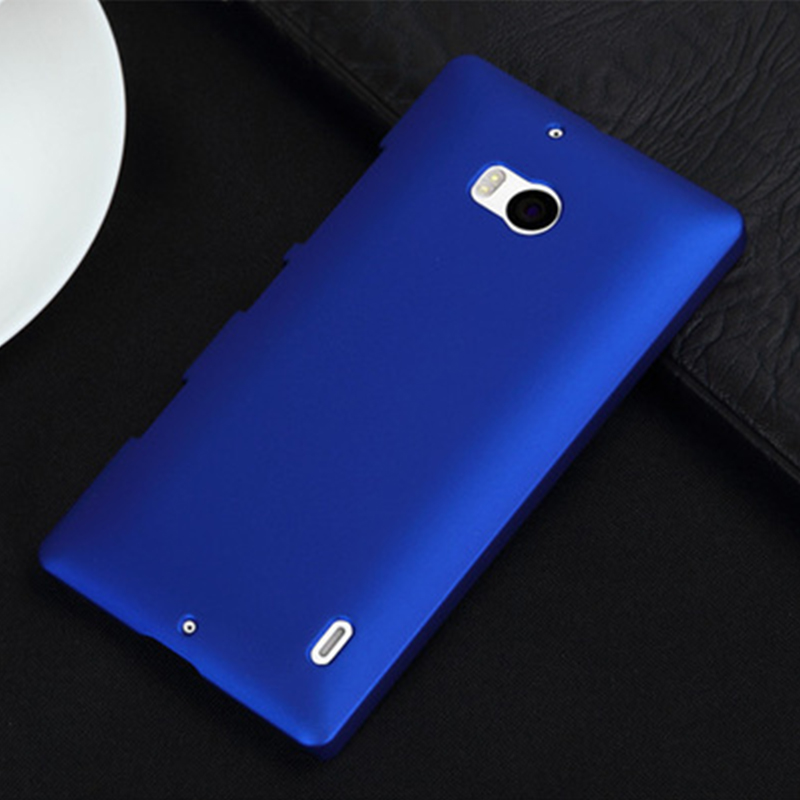 Ultra Thin Rubber Matte Hard Case for Nokia Lumia N929 930 N520 N525 N535 N630 N640 N640 XL N550 Back Cover Coque Phone Cases(China (Mainland))
