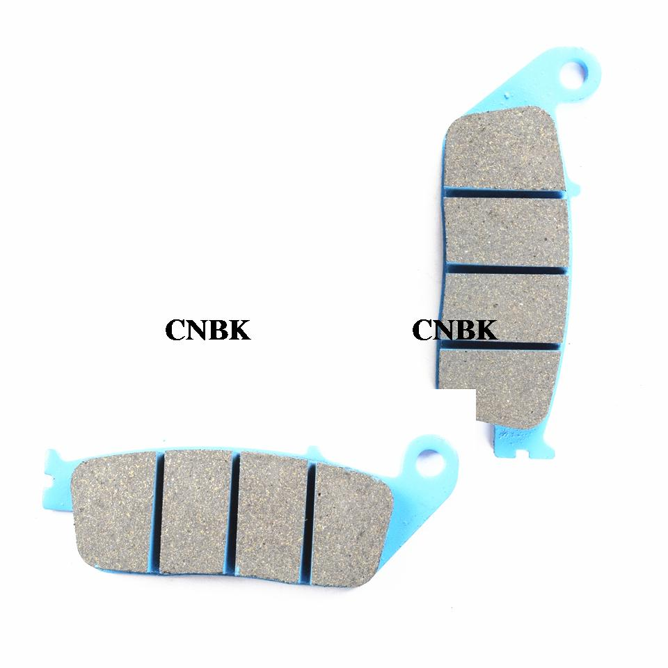 Carbon Front Left &amp; Right Brake Pads fit HONDA 600 CB FW / FX Hornet CB600 1998 - 1999 CNBK<br><br>Aliexpress