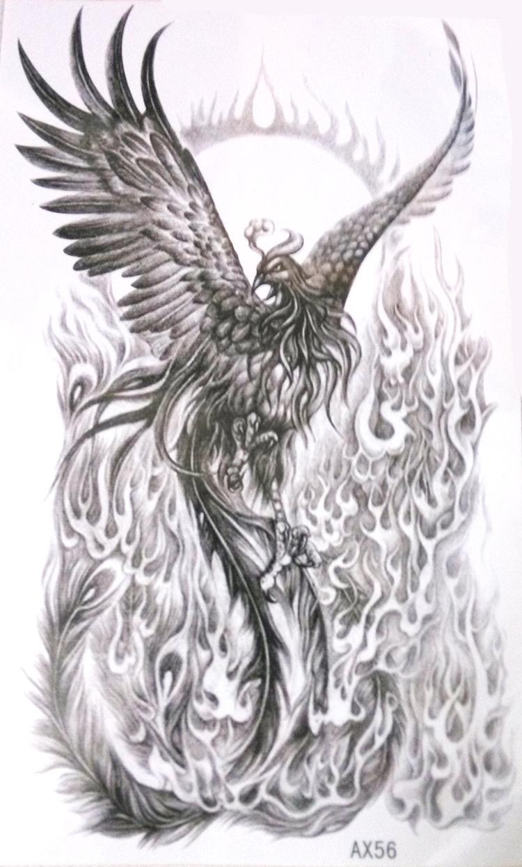 Phoenix Tattoo Designs Reviews Online Shopping