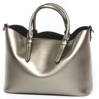 Composite 1+1=2 Cow Designer Women Real Genuine Leather Handbags High Quality Lady shoulder/crossbody Messenger Shopping Bags(China (Mainland))