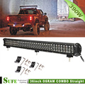 2016 Sale Real 4D 36 390w Led Light Bar Offroad Combo Beam 78x5w Work For Trucks