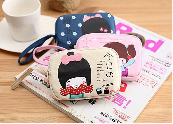 Mini Purse Bolsa Moeda CoinKawaii Cartoon Kids Bag Infantiles Children's Wallets Zipper Pouch Billeteras Bolsinha BB110-SZ+(China (Mainland))