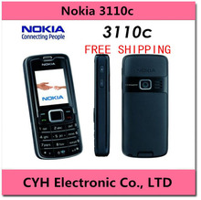3110c Original Nokia 3110 classic Mobile Phone have Russian keyboard and English keyboard free shipping