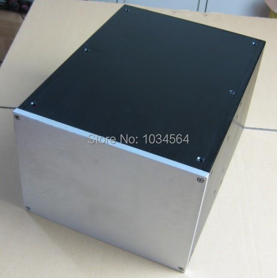 Whole FULL aluminum chassis case enclosure multipurpose 233*170*311mm<br><br>Aliexpress