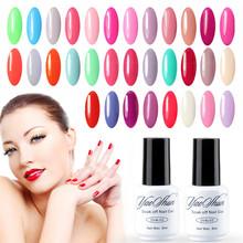 YAOSHUN High Quality Nail Gel Polish 100 Color for Choose LED Soak Off Long Lasting Gel 8ml Hot Sale Nail Art UV Glitter Polish