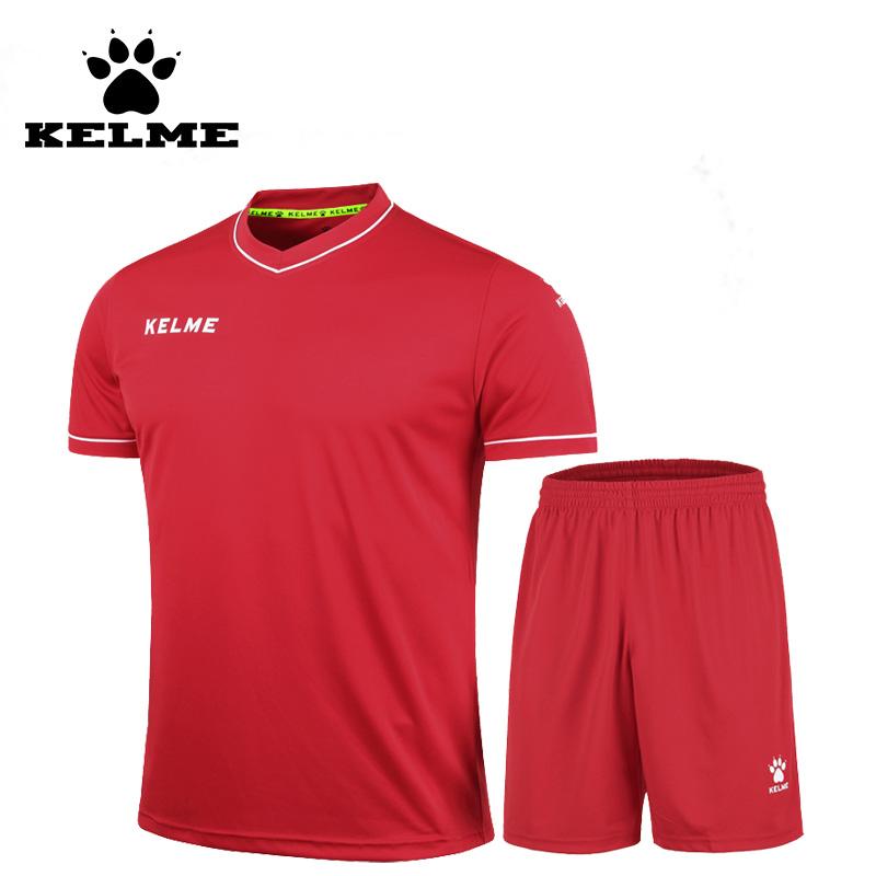 KELME 2016 Cheap Men Children Jerseys Soccer Brand Blank Summer Short Tracksuits Football Training Suits Boys Uniforms On Sale63(China (Mainland))