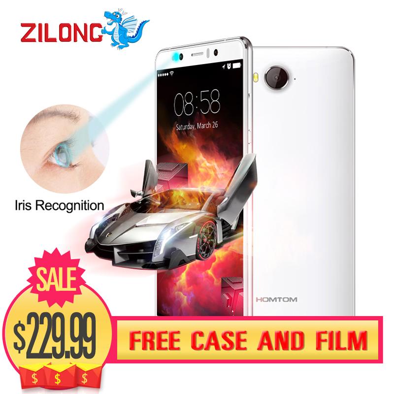 "Original Homtom HT10 4G 5.5"" Rugged smartphone Android 6.0 MT6797 Helio X20 Deca Core 4GB+32GB 3200mAh 21.0MP Cellular telephone(China (Mainland))"