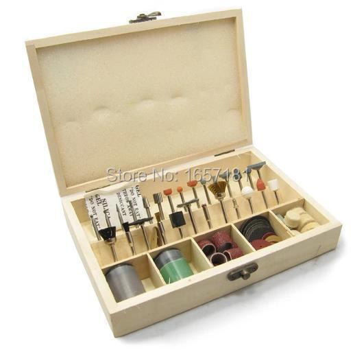100pcs BITS SET MINI DRILL ROTARY TOOL &amp; FIT DREMEL Grinding,Carving,Polishing tool sets,grinder head<br><br>Aliexpress