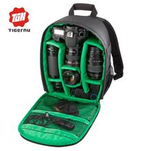 Tigernu Brand Camera Video Backpack High Quality Waterproof Photo Bag Camera Backpack for Canon 70d Nikon D7100 DSLR(China (Mainland))
