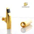 Tenor saxophone mouthpiece Saxophone metal Gold mouthpiece size 5 9 Dual adjustment selmer stye D reference