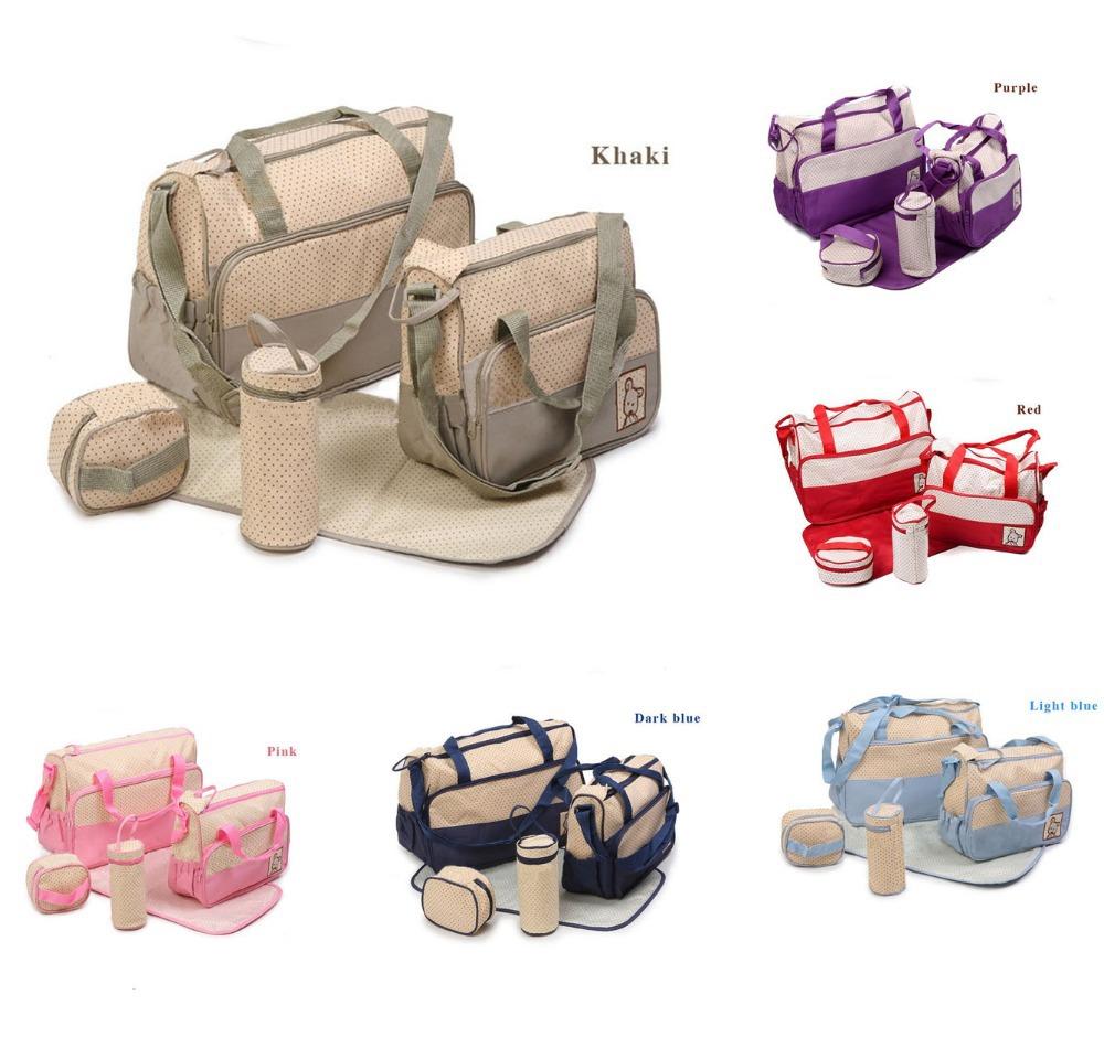 2014 brand nappy changing nappy bags mummy Bag Maternity baby diaper bags bolsa maternidade women messenger bag bolsa de bebe<br><br>Aliexpress