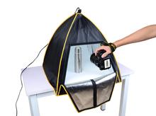 63 63 66CM Softbox Kit Portable Mini Photo Studio Box Photography Light Box With Professional 36W
