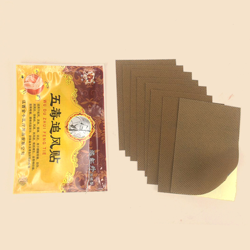 24 Pcs/3 Sacos Chinês patch alívio da Dor gessos ortopédicos patches Corpo Massageador tratamento do reumatismo analgésico