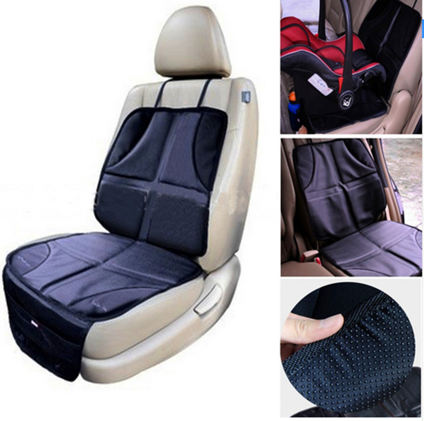 audew car auto baby infant child seat saver easy clean protector safety anti slip cushion cove. Black Bedroom Furniture Sets. Home Design Ideas