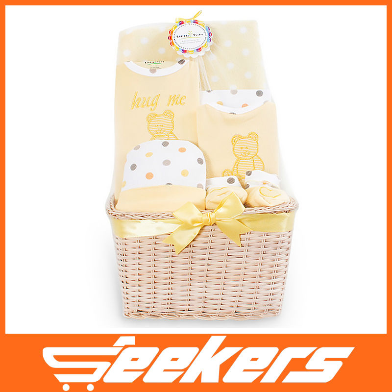 New Baby Boy Gift Baskets Free Shipping : Free shipping new arrival gift bamboo baskets baby
