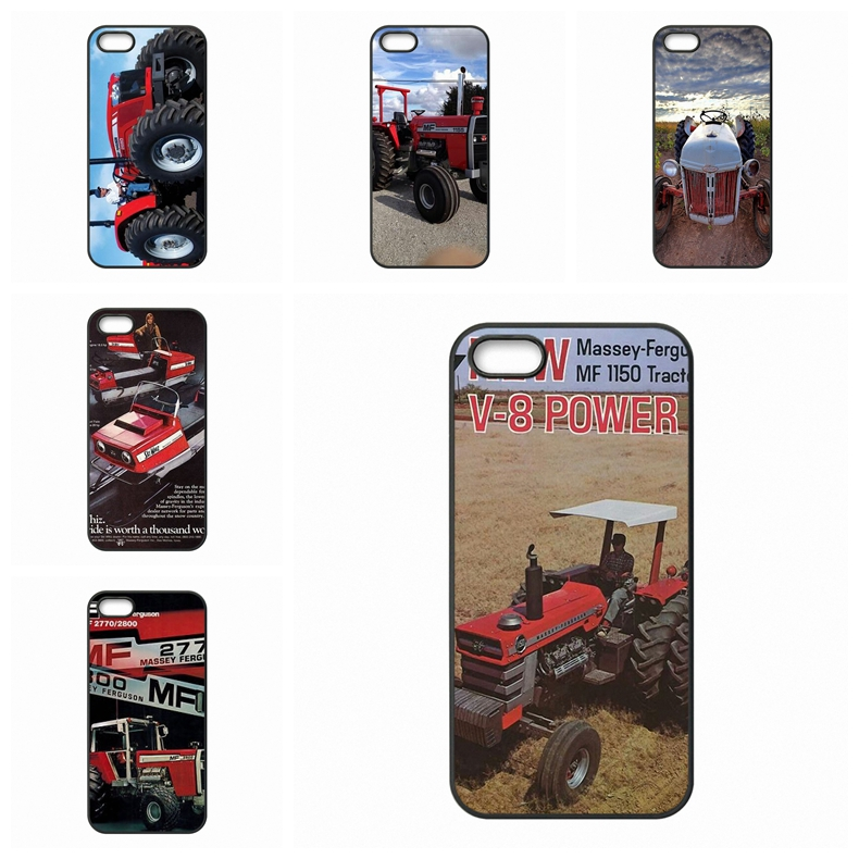 Cover Case Massey Ferguson Tractors For Sony Xperia Z Z1 Z2 Z3 Z4 Z5 Premium compact M2 M4 M5 C C3 C4 C5 E4 T3(China (Mainland))
