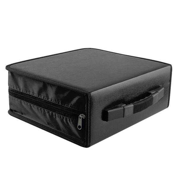 288 Disc CD DVD Case Storage Bag Album Holder Box Cover Carrying Organizer Disc Storage Wallets(China (Mainland))